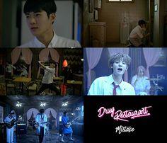 Drug Restaurant releases 'Mistake' MV | Koogle TV