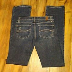 Abercrombie and Fitch size 00R Nice comfy jeans in good condition Abercrombie & Fitch Jeans Straight Leg