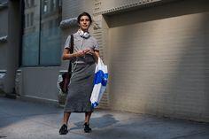 On the Street…13th St., New York « The Sartorialist