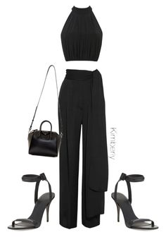 """Untitled #1687"" by whokd ❤ liked on Polyvore featuring Lanvin, Alexander Wang and Givenchy"