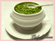 Hiperica Lady Boheme: Recipe rocket pesto