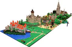 http://remains.se  Lowlug castle display preview 2