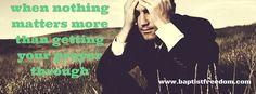 """""""Praying... for real"""" Ladies Blog Post on Prayer"""