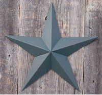 """Heavy Duty Metal Star 40"""" Painted Solid Green. These Metal Stars Are a Great Addition to Your Home Decor. You Will Not Be Disappointed with the Quality and Workmanship on These Barn Stars. They Are Handcrafted Out of 22 Gauge Galvanized Steel and Will Not Rust. Add a Barnstar to Your Home Decor Today. Assembly Required. by Kenzie's Stars and Gifts. $53.95. Heavy Duty Metal Star 40"""" Painted Solid Green.  These metal stars are a great addition to your home decor. ..."""