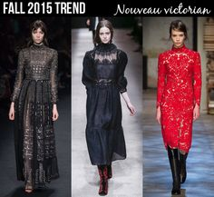 Sierra Elizabeth: Fall 2015 Trends and How to Wear Them