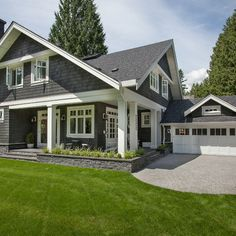 Tricks for Choosing Exterior Paint Colors | Grey exterior paints ...