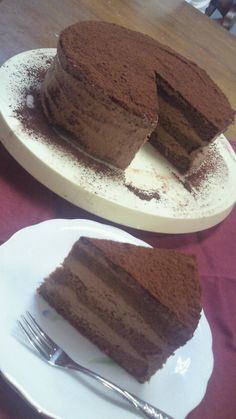 Sweets Recipes, My Recipes, Cake Recipes, Cooking Recipes, Favorite Recipes, Poke Cakes, Lava Cakes, Fudge Cake, Brownie Cake