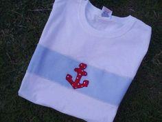 Camiseta Ancla