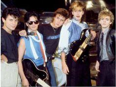 Denis O'Regan's #MyDDMemories: Sendai to Tokyo before Duran Duran perform at #Budokan arena. http://www.ddcarelessmemories.com/