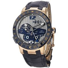 Ever since 1846, the Ulysse Nardin brand has been dedicated to create excellent mechanical watches. Ulysse Nardin's chronometers are still sought by collectors around the globe.
