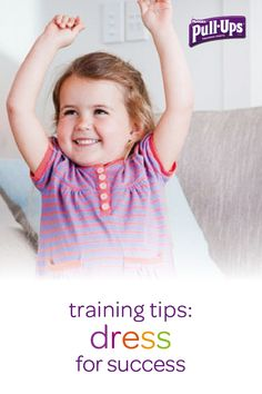 When you and your child begin the potty training process, diapers aren't the only thing you need to work on phasing out. Part of teaching your little one to go to the bathroom involves letting them get undressed for the potty on their own. Make this process easier by helping your toddler pick clothes that are easy to take on and off quickly. Pull-Ups has a list of tips and tricks for choosing potty friendly outfits.