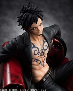 Trafalgar Law Joins Line-Up of Fanservice One Piece Figures - Interest - Anime News Network