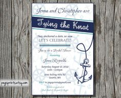 Hey, I found this really awesome Etsy listing at http://www.etsy.com/listing/128499306/nautical-bridal-shower-invitation