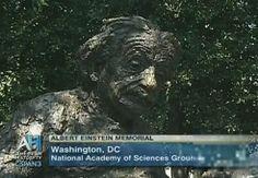 Albert Einstein Memorial, Washington DC (best of the monuments!)