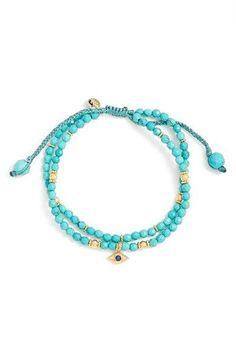 Tai+Beaded+Multistrand+Friendship+Bracelet+available+at+#Nordstrom