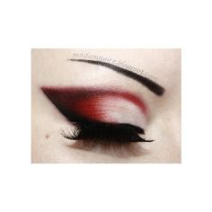 Aries | Idea Gallery | Makeup Geek ❤ liked on Polyvore featuring beauty products, makeup, eye makeup, eyes, beauty and eyeshadow