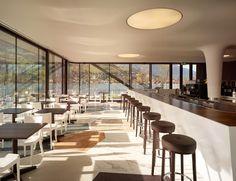 by joos & mathys architekten and patrik seiler architekten Innovation, Restaurant Bar, Conference Room, Construction, Architecture, Interior, Table, Design, Furniture