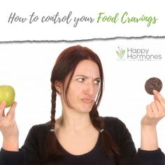 How to control your food cravings - Happy Hormones For Life Healthy Food Options, Get Healthy, Healthy Recipes, Healthy Facts, Healthy Eating, Easy Weight Loss, Healthy Weight Loss, Weight Gain, Sugar Cravings