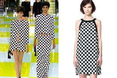 Платье луис витон копия