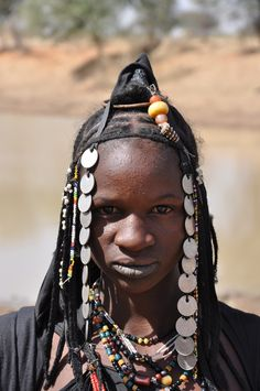 Africa |  Fulani woman photographed in Mali | © Withes, via Flickr