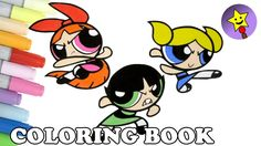 The Powerpuff Girls Coloring Episode 33 – Bubbles, Buttercup and Blossom #thepowerpuffgirls #powerpuffgirls #blossom #bubbles #buttercup #powerpuffgirlscoloring #coloringBook #coloringpage #coloring #happymagictoys #happymagictoysppg