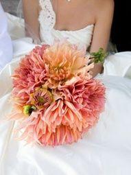 Dahlias - fall flowers