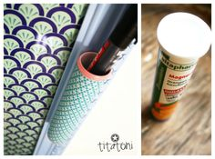 Whiteboard DIY {Upcycling Tuesday} by http://titatoni.blogspot.de/