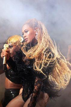 Beyonce Slaying It