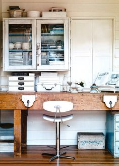 Farmhouse Industrial | Work table