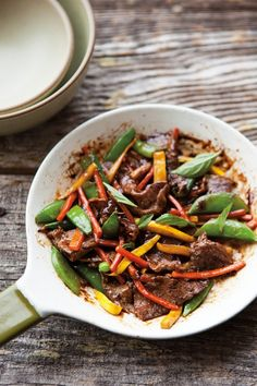 Today's Recipe: Beef & Basil Stir-Fry with Summer Vegetables