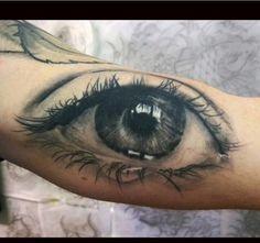 Hmmm. Skin tattoo.
