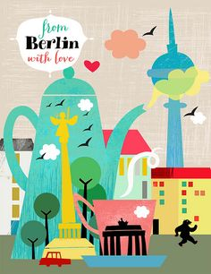 From Berlin With Love 72 dpi by Sevenstar aka Elisandra, via Flickr