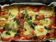 Silvia Colloca's Cannelloni with Ricotta and Spinach. An alternative to Lasagne?