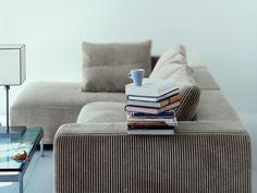 eilersen sofa, fabric roy