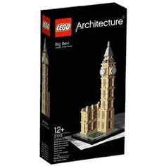 Presenting the Big Ben Clock Tower one of the world's most instantly recognizable landmarks. Standing at the northeast corner of the Palace of Westminster in London England the Big Ben Clock Tower . Toys R Us, Lego Big Ben, All Lego, Stuffed Animals, Monuments, Empire State Building, Palais De Westminster, Kobe, Construction Lego