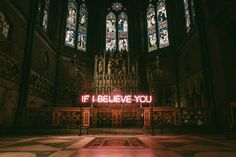 """Track Cover Art: """"If I Believe You"""" 