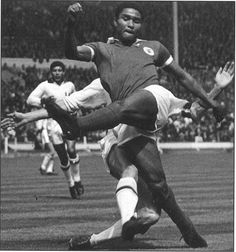 Ballon d'Or winner in 1965 and top scorer at the 1966 World Cup, Eusebio was a star for Benfica and Portugal