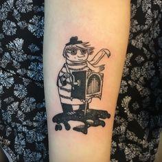 #moomin #mumin #tooticky #tooticki #tattoo