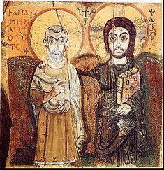 Ikona przyjaźni taki często tytuł nadaje się przedstawieniu Chrystusa z Menasem. Jest to jedno z najbardziej znanych przedstawień w chrześ...