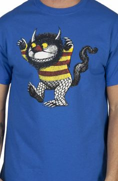 Moishe Where The Wild Things Are Shirt