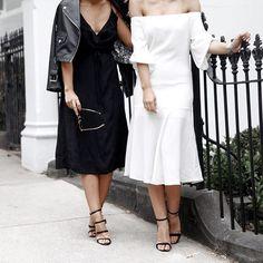 S/\ME S/\ME BUT DIFFERENT ~ #fashion #streetstyle #inspiration #inspo #ootd #wiw #monochrome #streetfashion #style #backstagethelabel