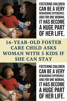 Fostering children can be a very rewarding experience. And for one woman, it has become a huge part of her life. Katie Holstein of Kentucky decided that she was ready to be a mom. #actsofkindness #adoption #blessing #faith #family #fostercare #fostersystem #heartwarming #heroes #inspiring #love #life