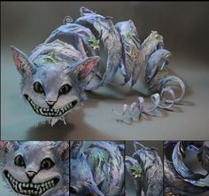 """cheshire cat by creaturesfromel  ok, a little """"creepy"""" but ...whatever!"""