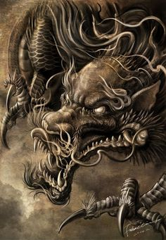 #dragons #art