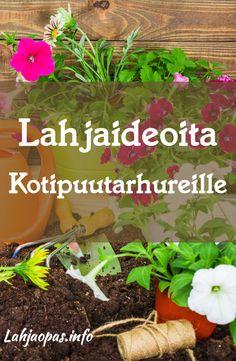 Lahjaideoita Kotipuutarhurille | http://lahjaopas.info/lahjaideoita-kotipuutarhurille/