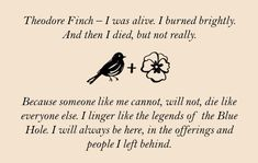 All The Bright Places, Jennifer Niven All The Bright Places Quotes, Theodore Finch, Good Books, Books To Read, Jennifer Niven, Place Quotes, Favorite Book Quotes, Movie Quotes, Netflix Quotes
