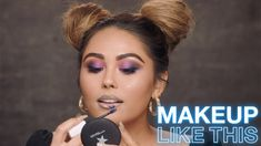 "Welcome to the first episode of ""Makeup Like This"" season Watch beauty guru, Roxette Arisa show you how to create a bold festival makeup look to inspire y. Beauty Care, Beauty Skin, Beauty Makeup, Beauty Tips, Roxette Arisa, Makeup Tips, Makeup Videos, Makeup Tutorials, Video Tutorials"