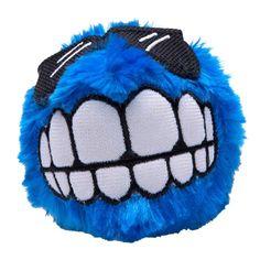 Rogz Fluffy Grinz Blue