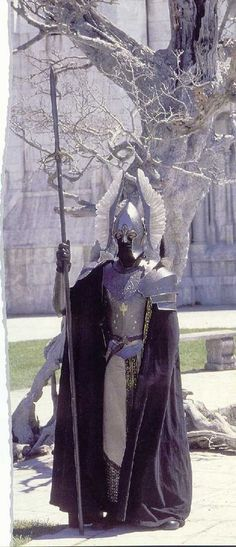 White Tree of Gondor. A symbolism of Telperion of Valinor. Guard of the White Tree. Armour of Gondor Fantasy Armor, Medieval Fantasy, Lotr, Robert E Howard, White Tree Of Gondor, Minas Tirith, J. R. R. Tolkien, O Hobbit, Into The West