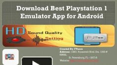 Download Best PlayStation 1 Emulator App for Android to play PSX games on your android smartphones easily. #PSXemulatorapp #PS1Emulator